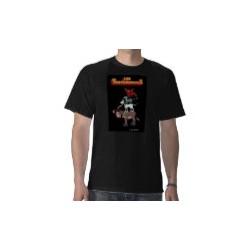 "Camiseta ""Los Trotamúsicos"" Negra"