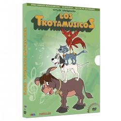 DVD Los Trotamúsicos: La serie completa